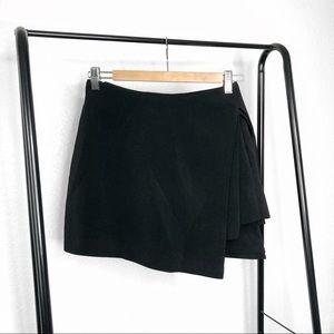 NWT Cameo Collective Black Runaway Shorts